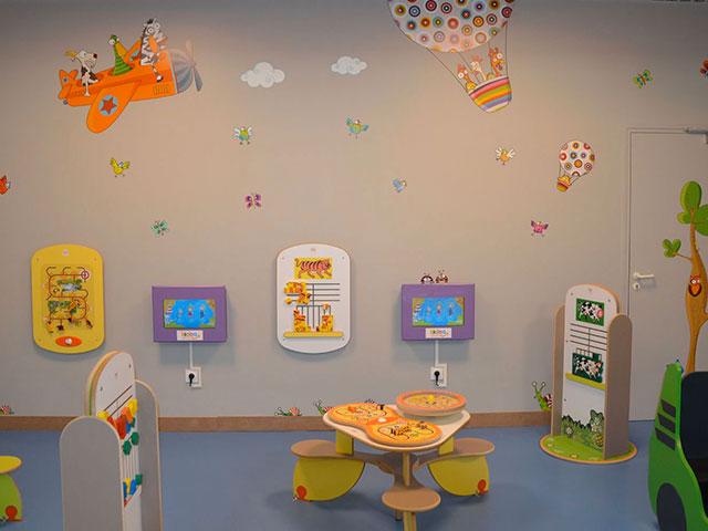 Espace enfants Intermarché Corbeille Essonne