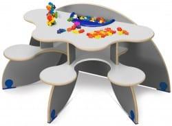 fabricant d'aménagement espaces enfants pour banque