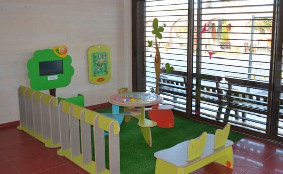 Explorez avec un espace enfants sensoriel et calme