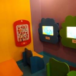 aire de jeux intérieur pour restaurant