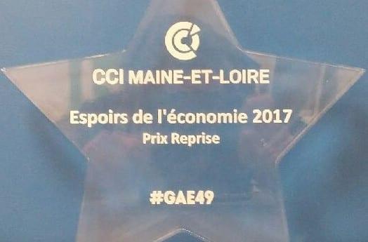 PRIX DE LA REPRISE – ESPOIRS DE L'ECONOMIE 2017
