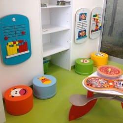 coin enfants pratique et facile à installer