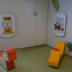 fabricant d'espace enfants pour salle d'attente