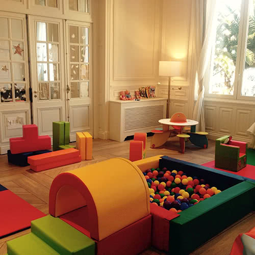 Accueil enfants grand hotel
