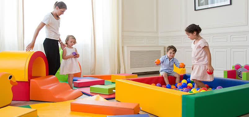 Grand Hôtel club enfants