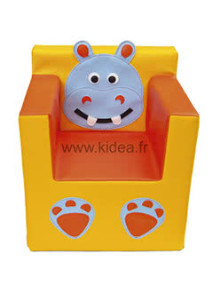 Fauteuil Hippo