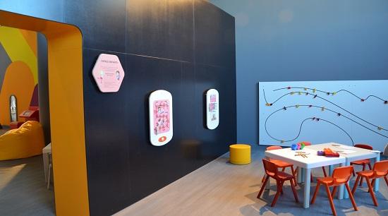 Espace enfant - Centre commercial 1