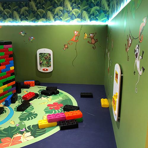Espace de jeux enfant BCHEF